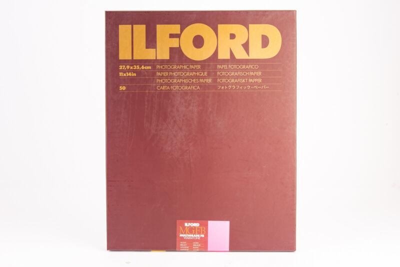Ilford MGFB Multigrade FB Warmtone Glossy 11x14