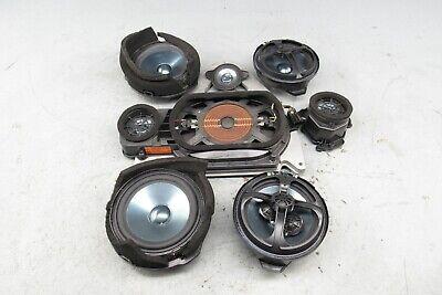 2008-2011 Mercedes C350 W204 Sound System Speaker Set Audio Logic7 Harman Kardon segunda mano  Embacar hacia Mexico