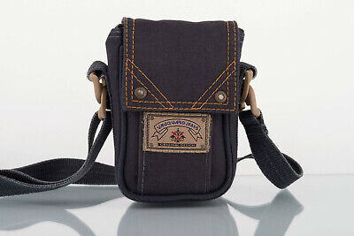 Vangard Jeans vintage camera case for point and shoot camera from 80s (14x8x5cm)