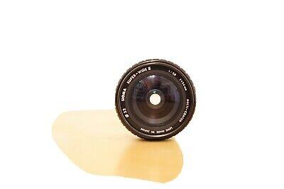 Excellent sigma super-wide ii 24mm f/2.8 Nikon Ais Macro Adapt Mirrorless Sony