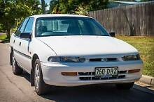 1997 Toyota Lexcen Sedan urgent sale with camping stuff! Aitkenvale Townsville City Preview