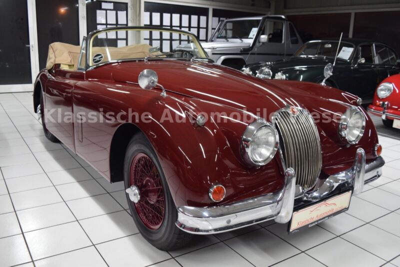 Jaguar XK 150/Frühes Modell in Top Farbgebung+Zustand