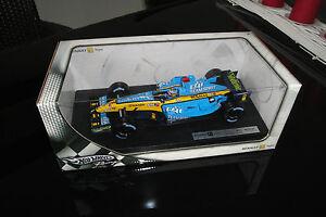 RENAULT F1 Team R25 1:18  F.Alonso Neu Ovp