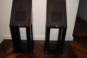 Pair Spica TC 50 loudspeakers, including custom made stands Subiaco Subiaco Area Preview