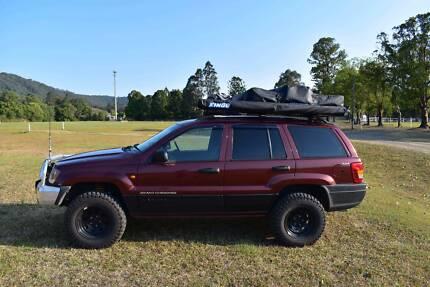 2001 Jeep Grand Cherokee Wagon