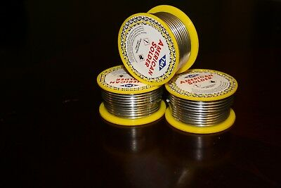 New 6040 Tinlead Flux 2 2mm Tin Rosin Core Solder Wire 3 Rolls