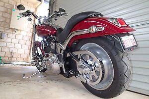 2004 Harley-Davidson Softail Deuce FXSTDI Plainland Lockyer Valley Preview