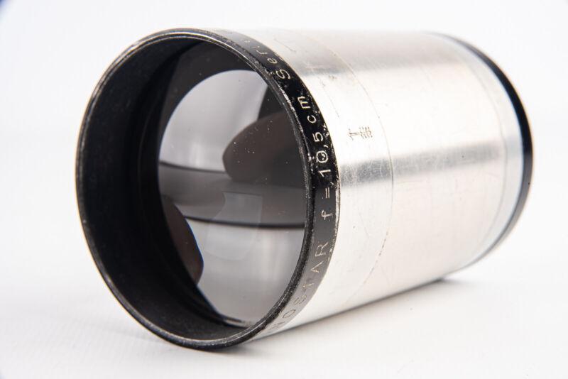 Projection Lens Zeiss Ikon A G Kinostar Series III 10.5cm 105mm V16