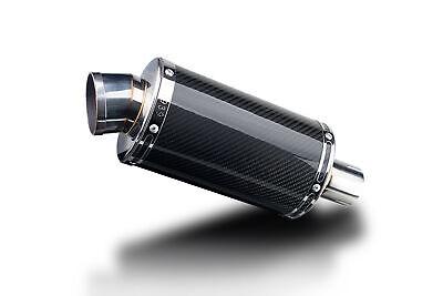 Classic Stainless Megaphone Muffler Exhaust Slip-on Honda Suzuki Yamaha Kawasaki