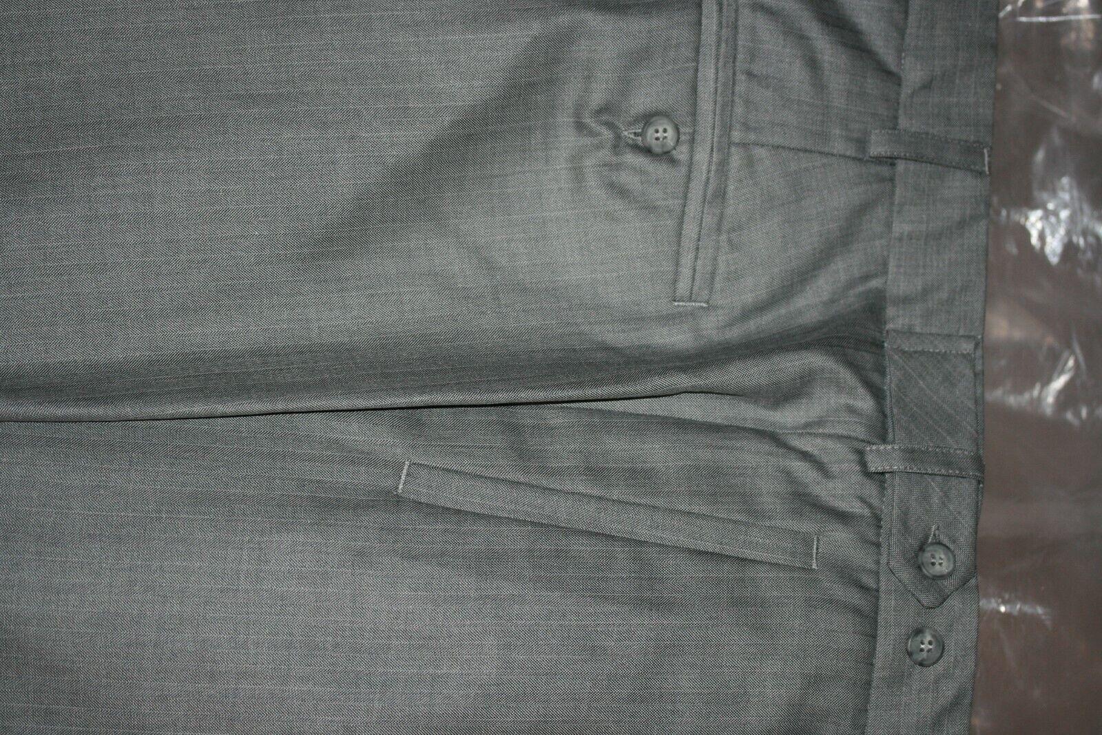 Leichte graue Anzugshose Cut Hose Herrenhose