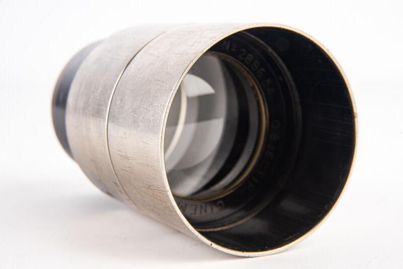 Projection Lens Hermagis Paris Objectif Cinema 115mm V17