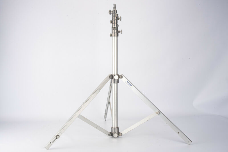 Berkley Colortran Pro Stand Light Stand for Photo Video Studio Lighting V16