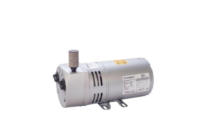 Pump,Vacuum,1/4 HP GAST 0523-V191Q-G588NDX