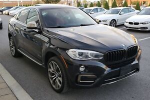 2016 BMW X6 xDrive35i ADAPTIVE COMFORT SUSPENSION!
