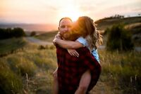 Fall & Winter Engagement, Maternity & Family Photography