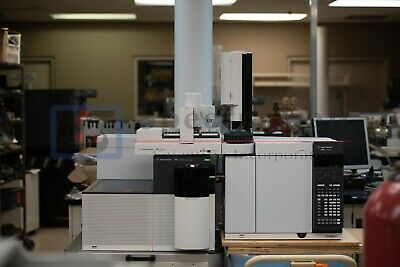 Agilent 7200 Accurate-mass Q-tof Gcms With Agilent 7890b Gc