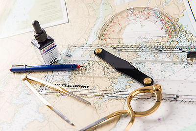 Learn navigation, marine charts ,nautical yacht , radar at sea on a DVD DISK Marine Charts