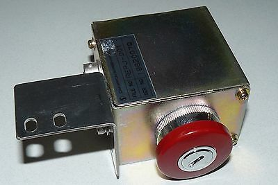 New Dainippon Screen Repj-001 Box Motor Without Key