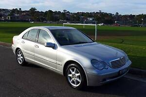 2002 Mercedes-Benz C240 Sedan Rozelle Leichhardt Area Preview
