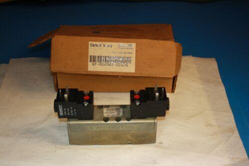 REXROTH CERAM  PNEUMATIC SOLENOID VALVE GT-010042-022626