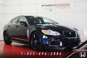 Jaguar XFR 2010 5.0L V8 +  SUPERCHARGED + 20'' + CAMERA + CRUISE