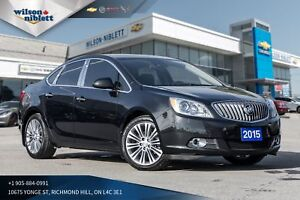 2015 Buick Verano Leather SNOW TIRES EQUIPPED | NAVIGATION |...