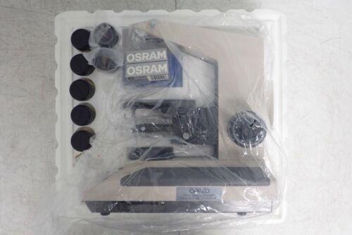 Olympus BH-2 Microscope Body Frame with 5 SPlan Objectives, WK 10X/20L Eyepieces