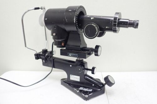 Marco Table Top Keratometer, Model 1? Made in Japan