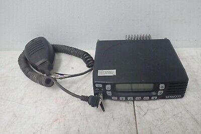 Kenwood Tk-7360hv-k Vhf Fm Mobile Two Way Radio Transceiver W Kmc-35 Microphone