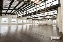 Event Warehouse Space for hire Waterloo Surry Hills Inner Sydney Preview
