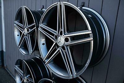 19 Zoll DM04 für Mercedes C W204 CLA W207 W212 W176 W246 Audi A3 VW Golf E45 AMG