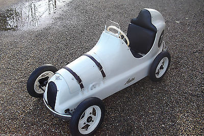 Has a pedal car ever looked this classy?
