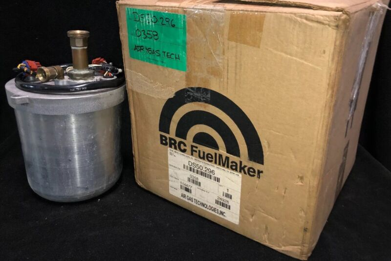 BRC Fuelmaker DS50.296 Control Module 4200 PSI. Box ID #9