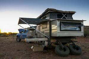 MDC XT12-DB Hybrid Offroad Caravan - From $165/week* Lansvale Liverpool Area Preview
