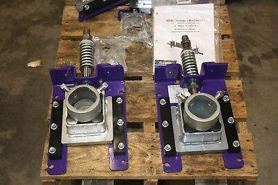 New Flexco Conveyor Belt Cleaner Mounting  Adjustment Takeup Flex Mount