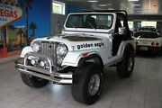 Jeep CJ5 V8 Golden Eagle Topzustand 72.000 km