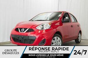 Nissan Micra s + petit paiement 2017