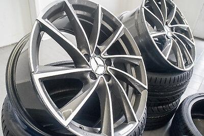 19 Zoll VTX Alu Felgen für Mercedes S-Klasse Coupe Cabrio AMG C217 A217 S63 S65