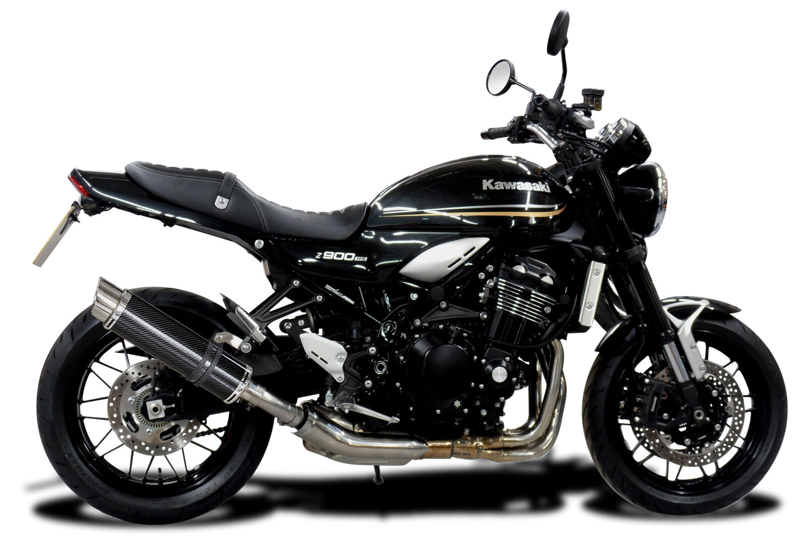Details about Kawasaki Z900RS Delkevic Aftermarket 14