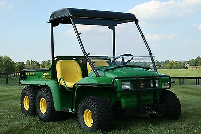 JOHN DEERE GATOR 1993-2008 6X4 TH FRAME/ROOF/WINDSHIELD PACKAGE HOLIDAY SALE