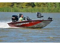 BASS TRACKER 175 TOURNAMENT EDITION  .... 75 HP .....ONLY 18 HOURS