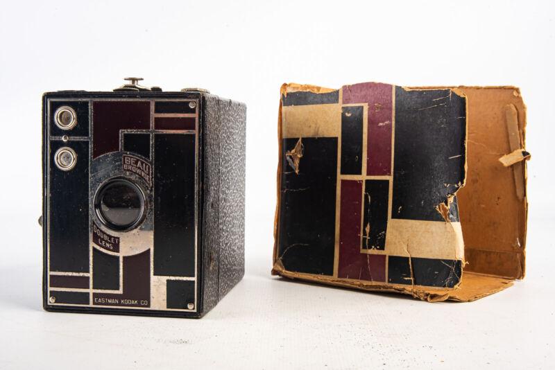 Kodak No 2 Beau Brownie 1930