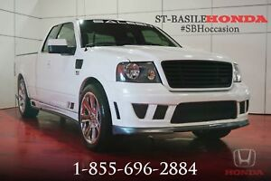 Ford F-150 2007 Saleen + TOW PACK + CUIR + SUPERCHARGE + INCOMPA