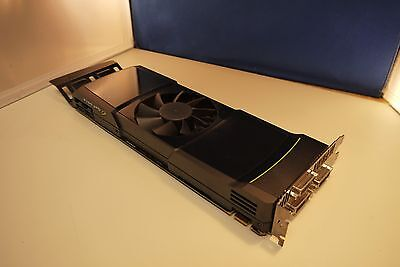 NVIDIA GEFORCE GTX 590 3 GB GDDR5 SDRAM PCI Express x16 Tested Working