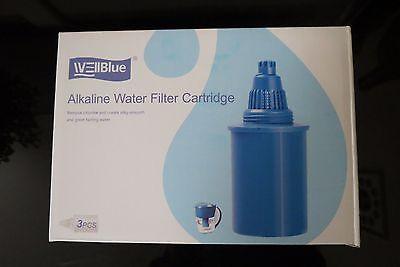 Фильтр для воды WELLBLUE ALKALINE WATER