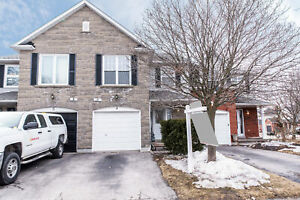 Turn Key Starter Home in Courtice!