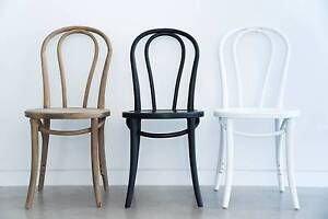 BENTWOOD CHAIRS - SOLID BEECH TIMBER Brisbane Region Preview