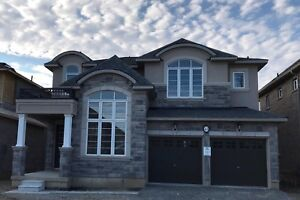 BRAND NEW HOUSE W/ 4 BR & 3.5 BATH FOR RENT IN ANCASTER, ON