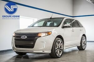 2014 Ford/AWD Edge/22 POUCES Sport