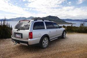 2005 Holden Adventra - 4WD + camping stuff - Backpackers /Aussies Fitzroy North Yarra Area Preview